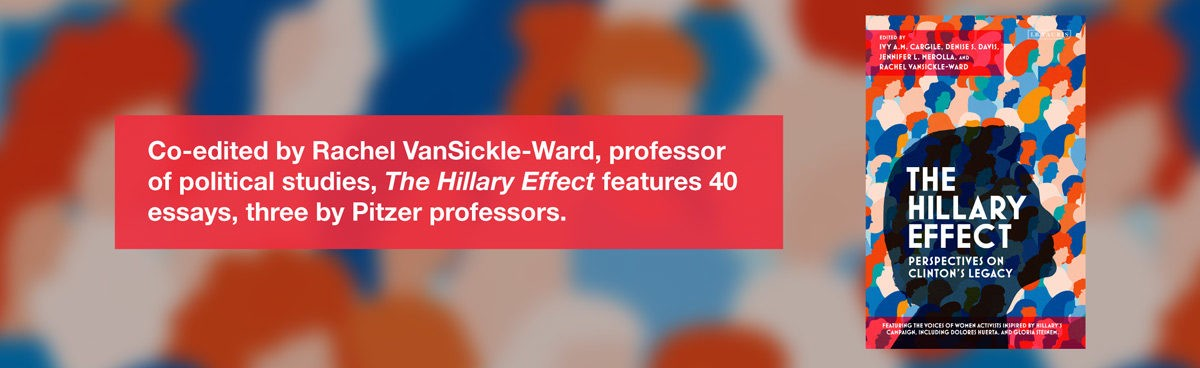 The Hillary Effect edited by Rachel VanSickle-Ward