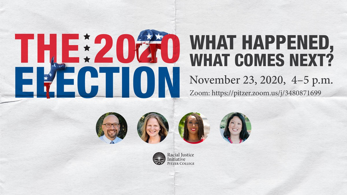 The 2020 Election: What Happened?