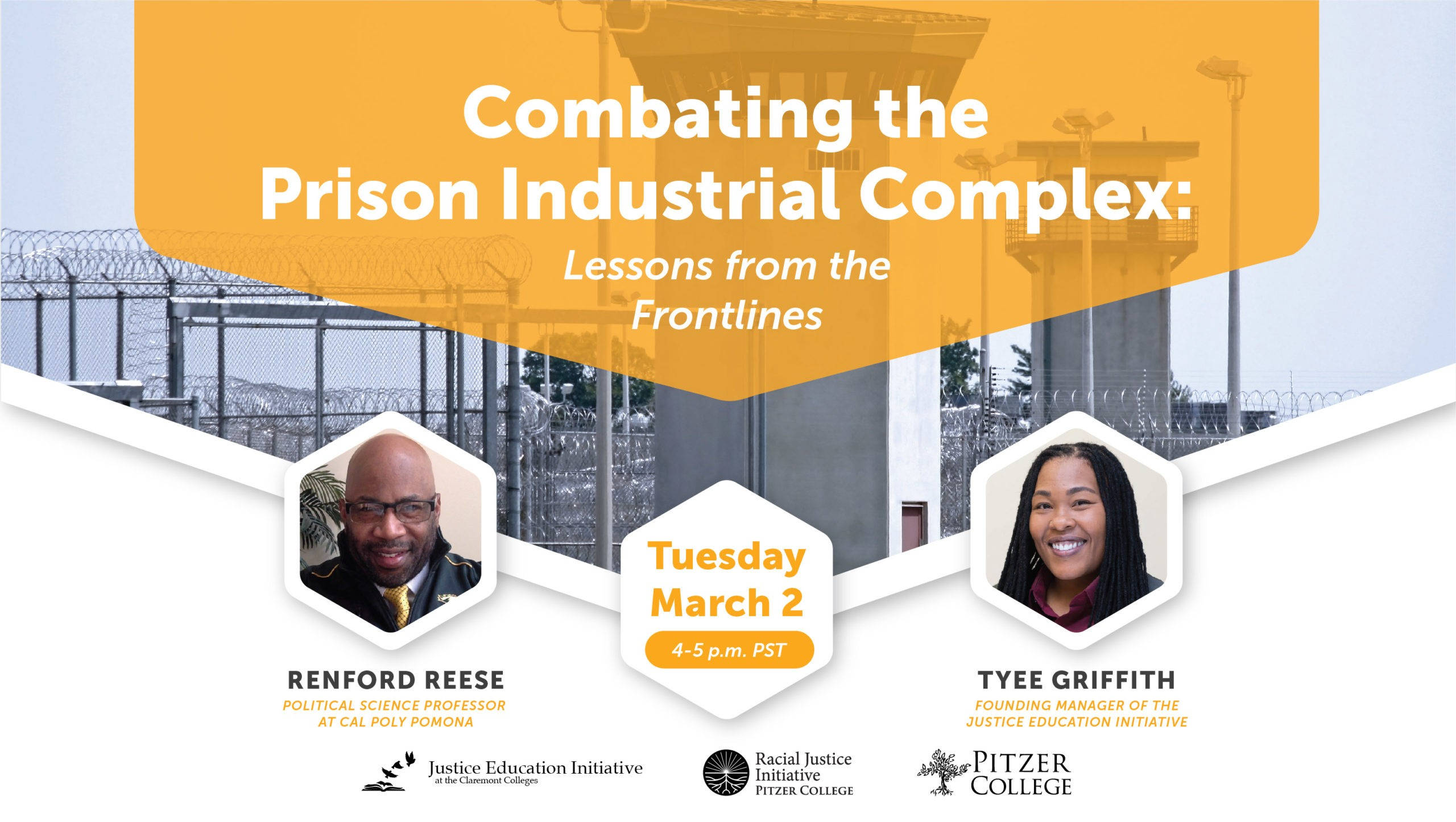 Combating the Prison Industrial Complex