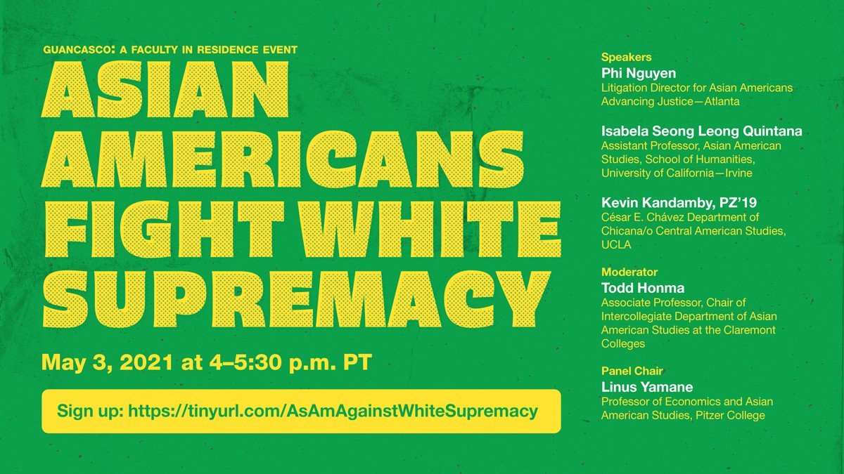 Asian Americans Fight White Supremacy